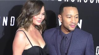Chrissy Teigen and John Legend And The Pizzagate Scandal