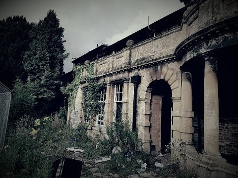 PARANORMAL ADVENTURES UK URBEX/INVESTIGATION @ VICTORIAN MANSION /HOSPITAL