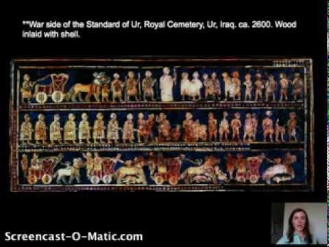 Ancient Near Eastern Art - Sumer & Akkad