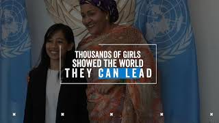 Day of the Girl 2018: Global Action for Gender Equality