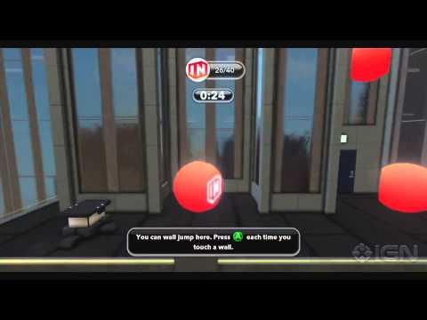 Disney Infinity Walkthrough - The Incredibles: Dash's Collect Mania Challenge