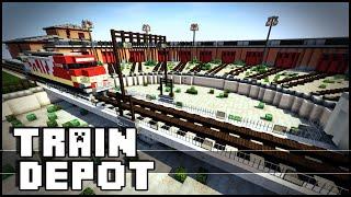 Minecraft - Train Depot