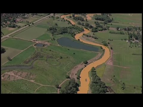 1M gallons of waste in Animas River threatens New Mexico water supply