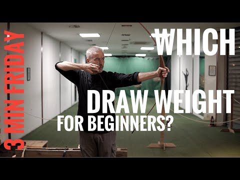 Which Draw Weight Is Best For Me? FAQ