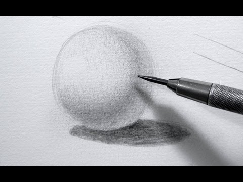 Shading Lessons Learn How To Draw Shades