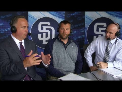 ATL@SD: Padres scouting director Conner on Draft plan
