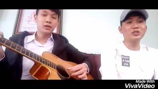 Suy nghĩ trong anh guitar cover