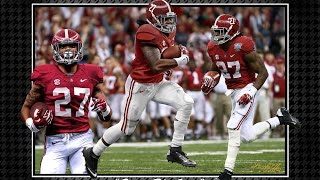 Derrick Henry - Alabama Running Back -