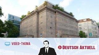 Deutsch lernen (B2/C1) | Wohnen im Nazi-Bunker