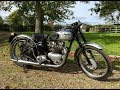 Triumph Speedtwin 5T 1947 500cc for Sale