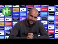 Watford v Manchester City | Pep Guardiola: Raheem Sterling can improve in many, many ways!