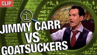 QI | Jimmy Carr VS Goatsuckers