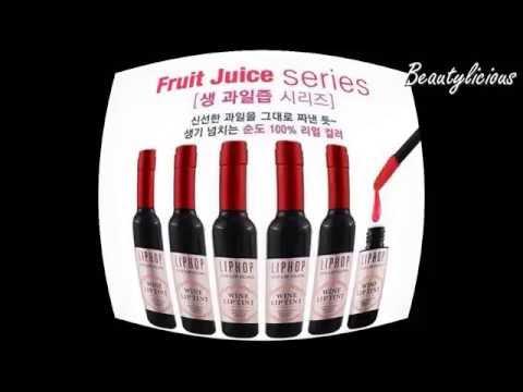 LIPHOP wine tint