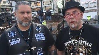 Brothers MC | ROCKERKRIEG? #1 TIM K. (O-Ton) 01-05-2016 | Polizei Großeinsatz Wiehl