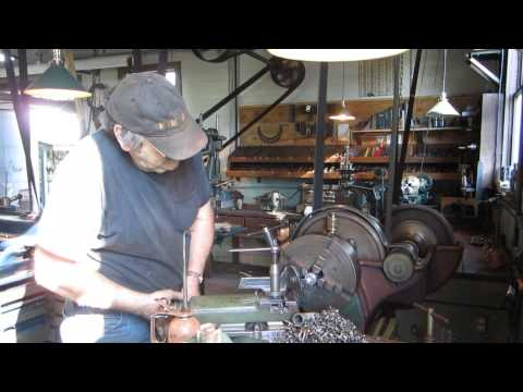 OLD TIME STEAM POWERED MACHINE SHOP 6