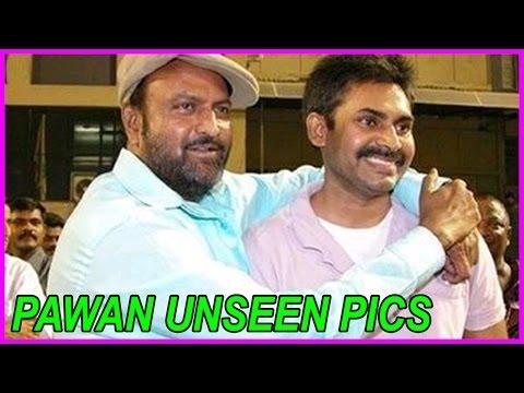 Pawan kalyan Unseen & Rare Pics - Special Video On Pawankalyan - Telugu Movie Bazaar