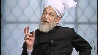 Liqa Ma'al Arab 22 October 1997 Question/Answer English/Arabic Islam Ahmadiyya