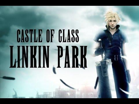 Final Fantasy 7 Cloud vs Sephiroth fight Castle of Glass Linkin Park