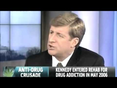 Patrick Kennedy Interviewed on MSNBC about Project SAM (Smart Approaches to Marijuana)