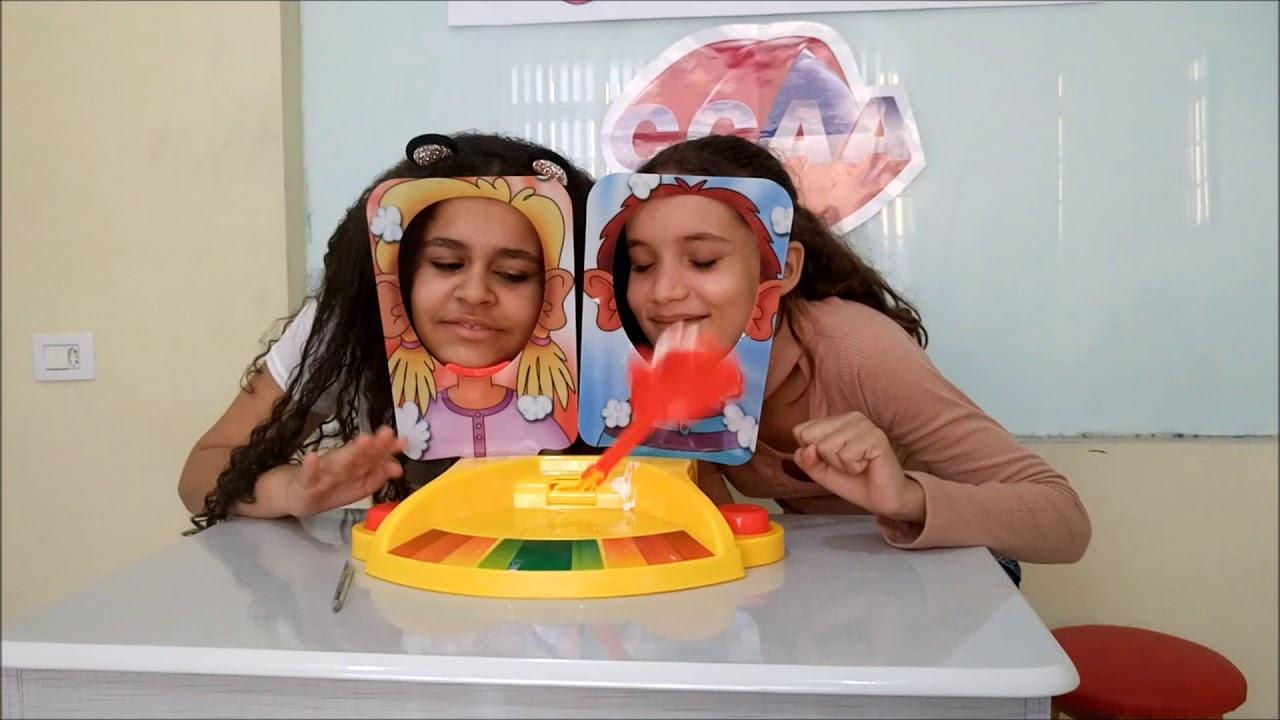 Desafio 'Torta na Cara' CCAA Nova Xavantina