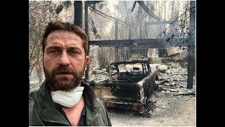 10 знаменитостей, оставшихся без дома после пожаров в Калифорнии