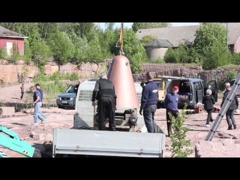 The International Diving Event 2012 Turku / Taivassalo, Finland
