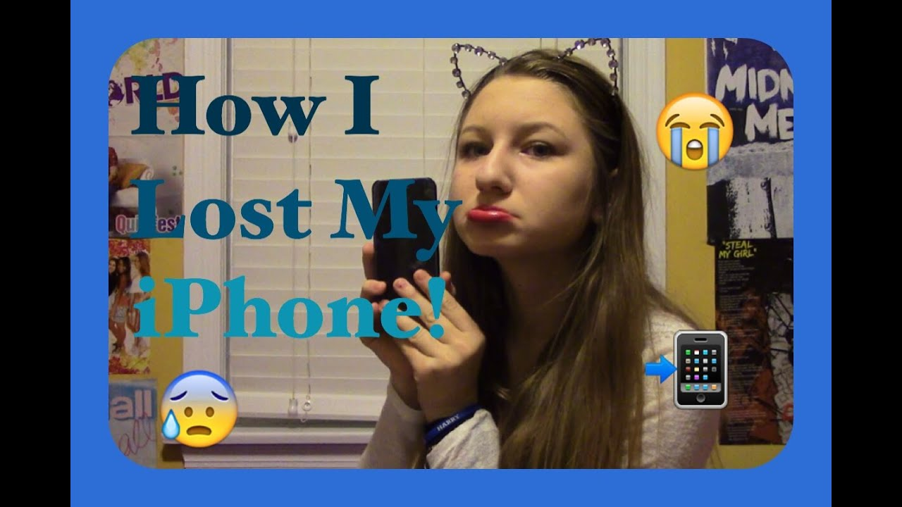i lost my iphone how i lost my iphone 2485