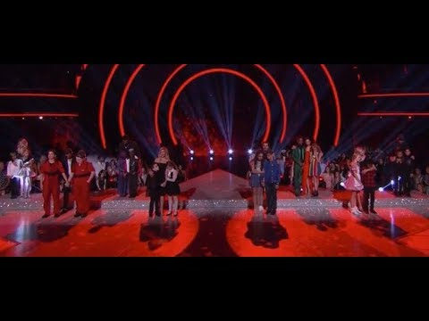 Elimination: Dancing With The Stars Juniors (DWTS Juniors) Episode 4