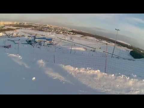 Горные лыжи маска с камерой Liquid Image All Sport Series HD 720P