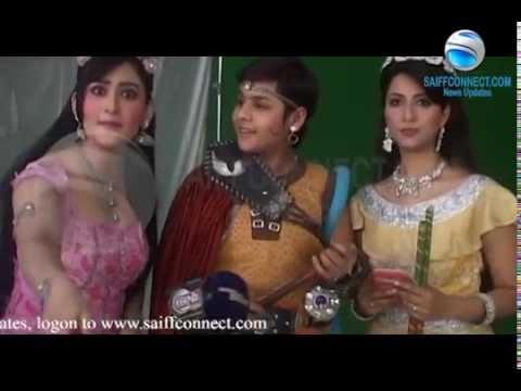 Serial  Baal Veer Dandiya Special