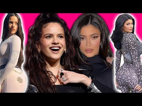 Acusan A Rosalía De Operarse Al Estilo Kylie Jenner