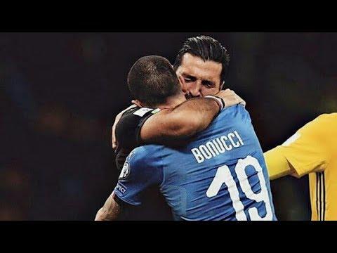 Sedih ,Laga Terakhir Buffon, Bersama Italia atau  ......