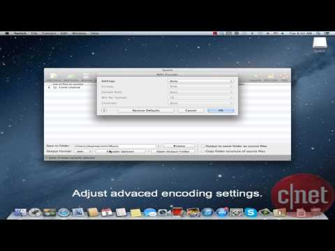 Switch Audio Converter - Convert audio files into MP3, AIFF, or WAV format - Download Video Previews