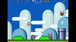 Super Mario World with ROBLOX Music