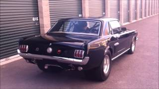 66 Mustang, pro stock, pro street,