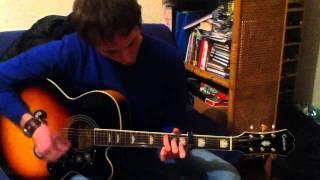 The Smiths - Bigmouth Strikes Again (cover by Giulio Pantarei)