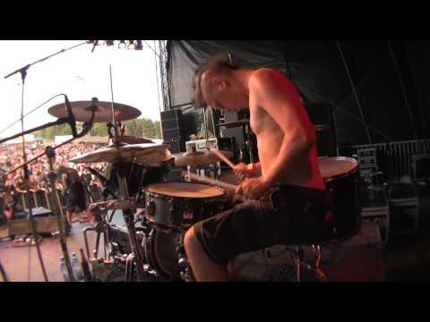 Ektomorf - Live at Eisenwahn Festival 2013