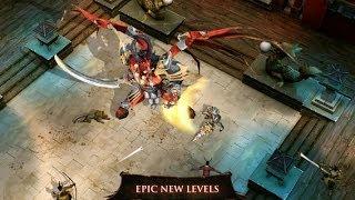 Dungeon Hunter 4 Android/iOS/Windows Phone GamePlay