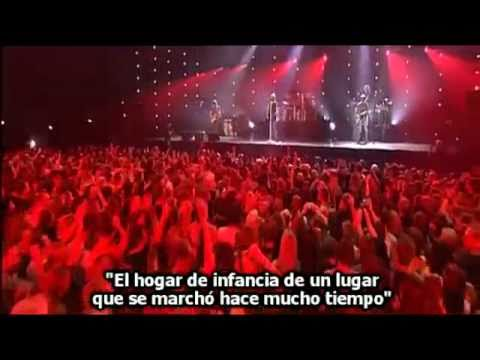 The radio saved my life tonight Bon Jovi Subtítulos Subtitulado Español