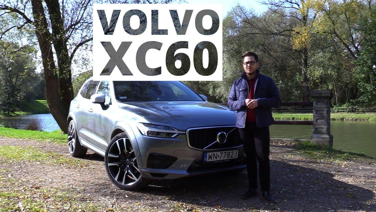 Volvo XC60 2.0 T6 320 KM, 2017 - test AutoCentrum.pl #362