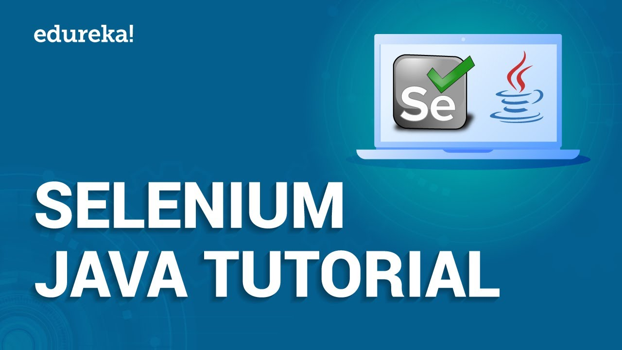Selenium basics tutorial.