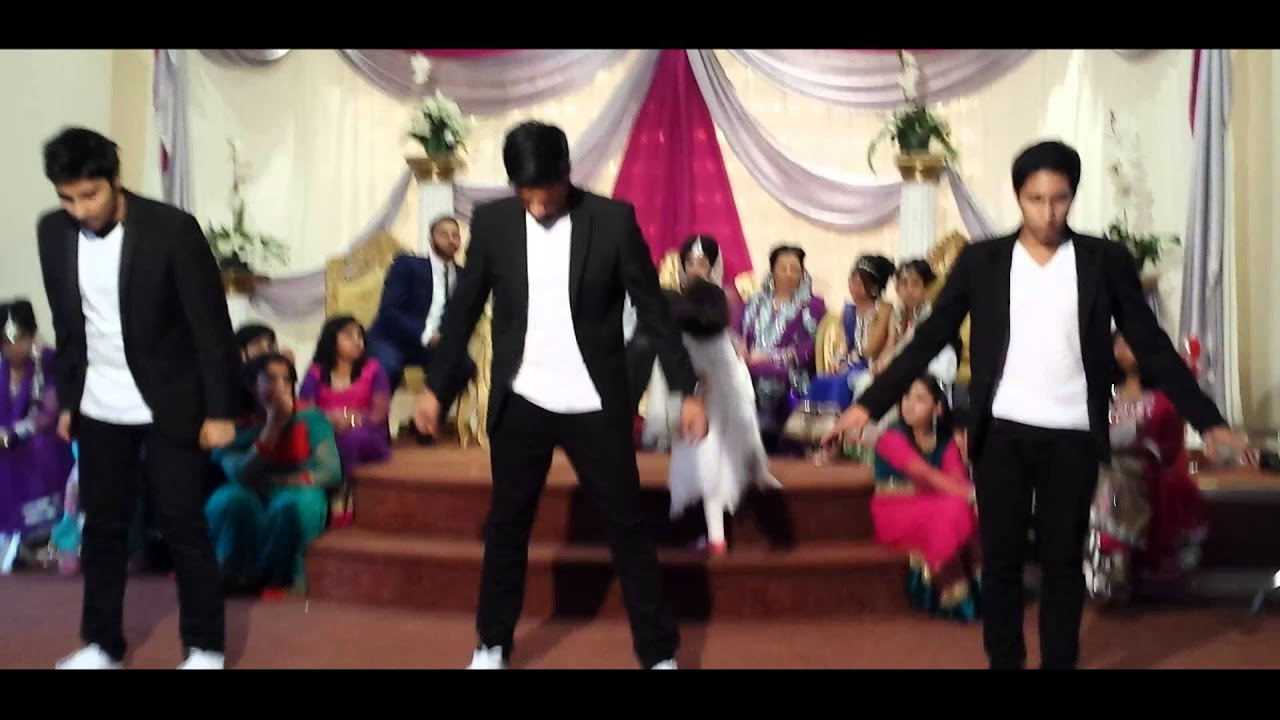 Wedding Reception Dance Nisar And Sobias Ft Bhangra Bollywood Street Dance