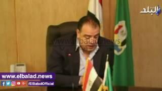 بالفيديو والصور.. محافظ الفيوم يطمئن على سلامة المصريين العائدين من ليبيا