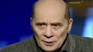 А. Филиппенко читает стихи Высоцкого(А. Филиппенко вспоминает о Высоцком и читает его стихотворение