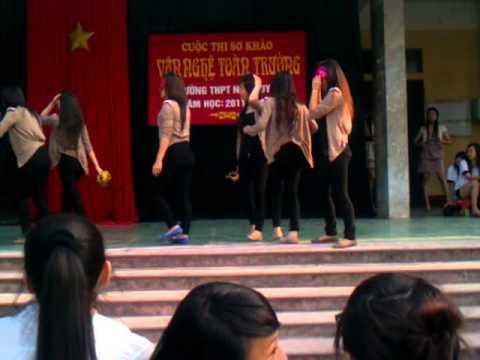 [24.10.11] 12i ngô quyền Nam Định [biểu diễn] văn nghệ