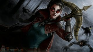League of Legends - Учусь играть за Вейн. [8 Сезон]