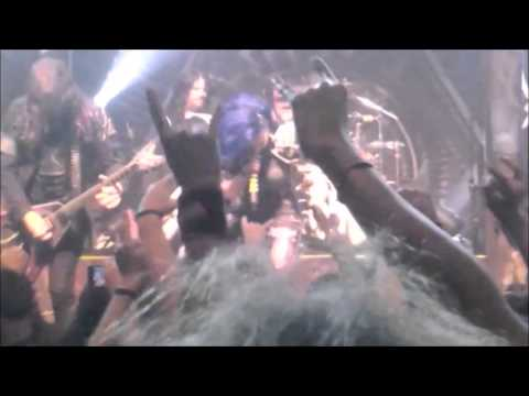 ARCH ENEMY ATHENS GAGARIN 205 LIVE MUSIC SPACE