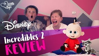 Incredibles 2 Toy Review Jack Jack, Mr and Mrs Incredibles 2, Violet, Ednor, Elastigirl