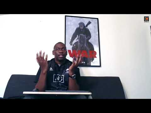 Videocast: CG Africa in Conversation with Sidney Kombo - Animation Supervisor at Weta Digital