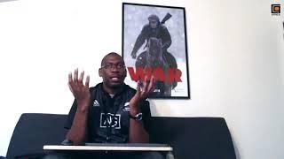 Videocast: CG África en Conversación con Sidney Kombo - Supervisor de Animación en Weta Digital